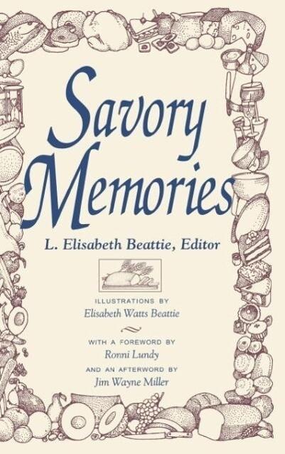 Savory Memories als Buch (gebunden)