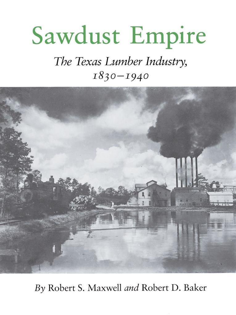 Sawdust Empire als Taschenbuch