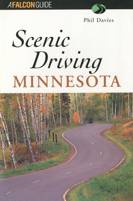 Scenic Driving Minnesota als Taschenbuch