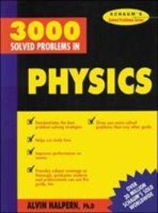 3,000 Solved Problems in Physics als Buch (kartoniert)