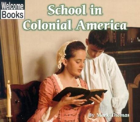 School in Colonial America als Taschenbuch
