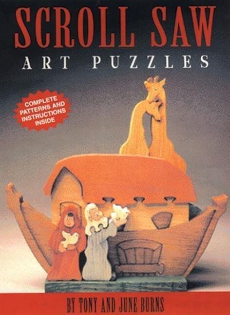 Scroll Saw Art Puzzles als Taschenbuch