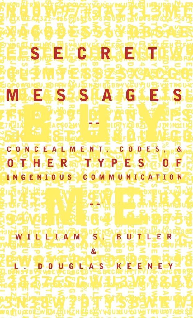 Secret Messages als Buch (gebunden)