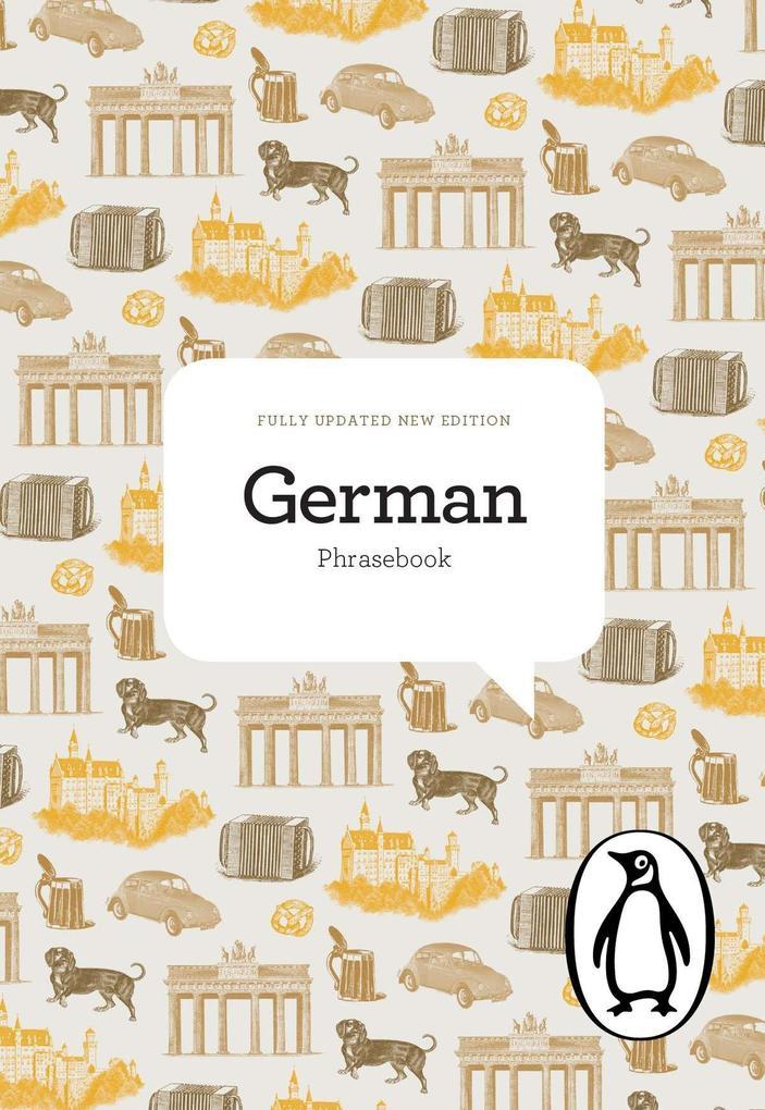 The Penguin German Phrasebook als Taschenbuch