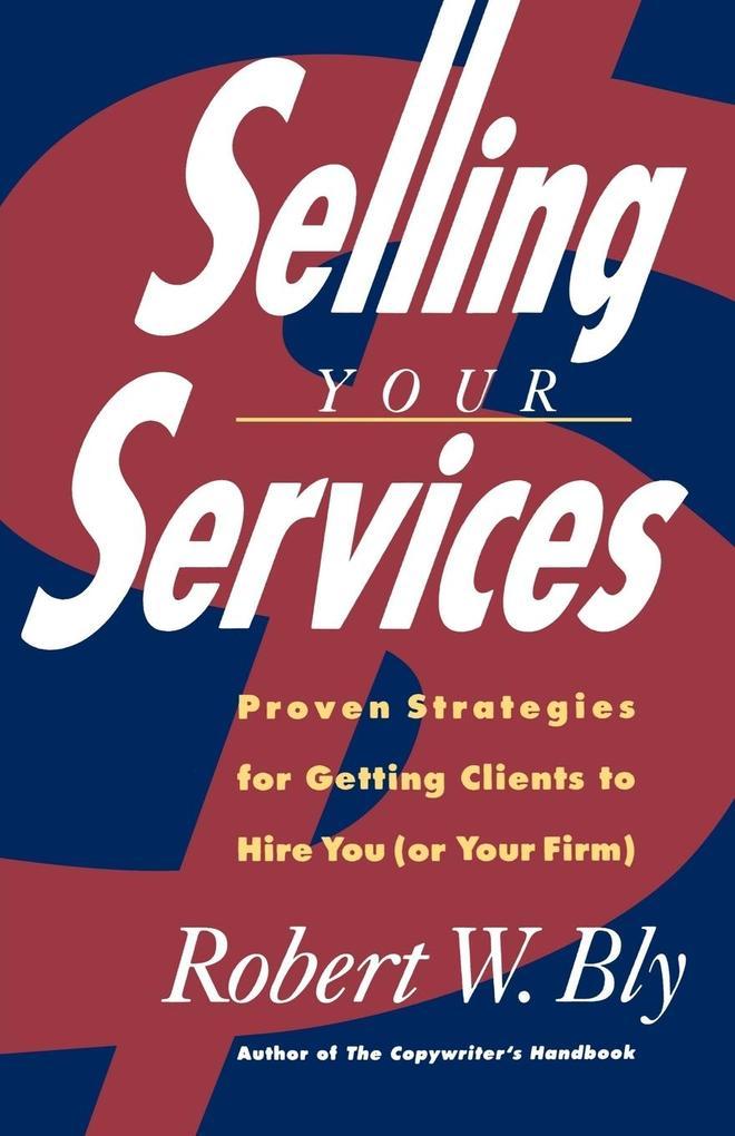 Selling Your Services als Taschenbuch