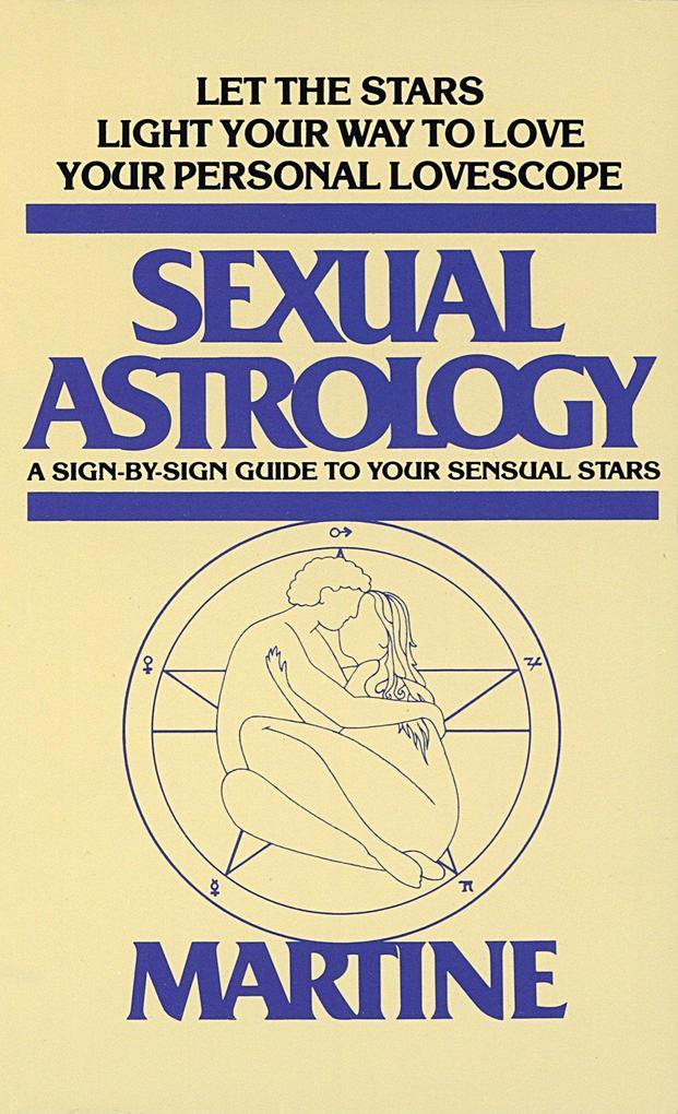 Sexual Astrology als Taschenbuch