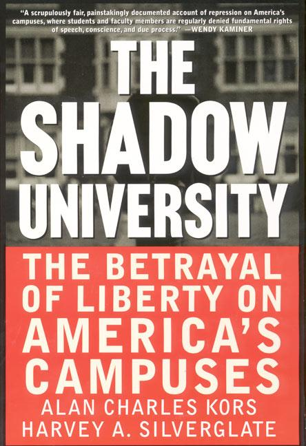 The Shadow University: The Betrayal of Liberty on America's Campuses als Taschenbuch