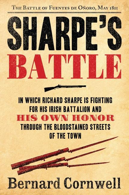 Sharpe's Battle: The Battle of Fuentes de Onoro, May 1811 als Taschenbuch
