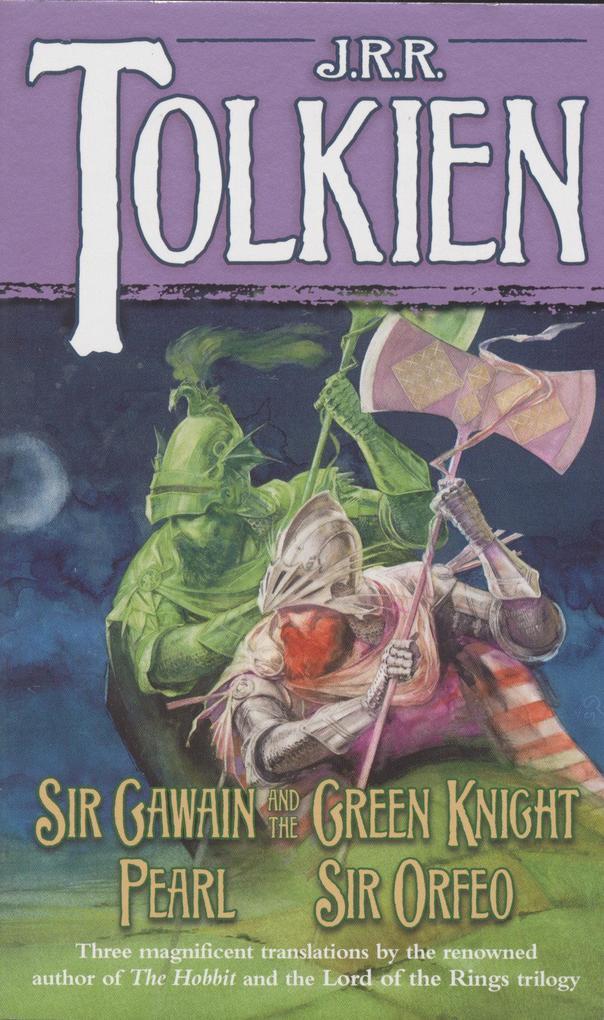 Sir Gawain and the Green Knight/Pearl/Sir Orfeo als Taschenbuch