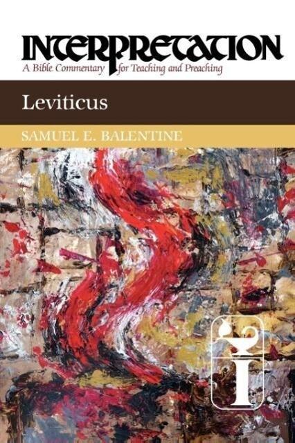 Leviticus Interpretation als Taschenbuch