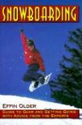 Snowboarding als Taschenbuch