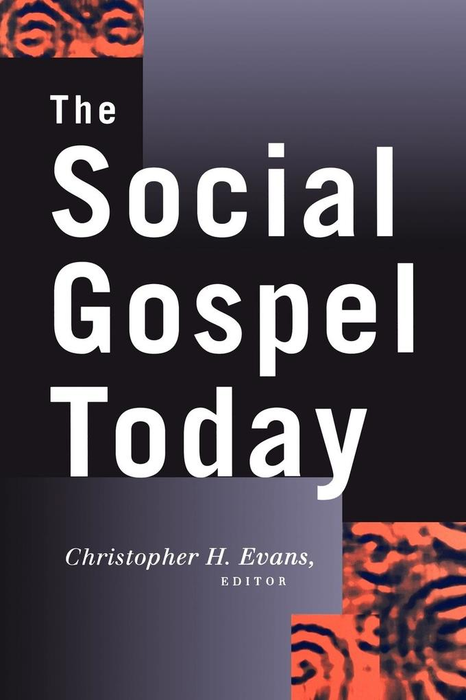 Social Gospel Today als Taschenbuch