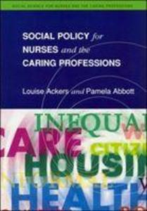Social Policy for Nurses and the Caring Professions als Taschenbuch