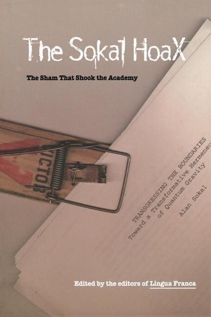 The Sokal Hoax als Taschenbuch