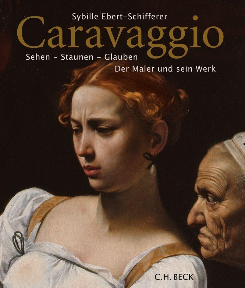 Caravaggio als Buch (gebunden)