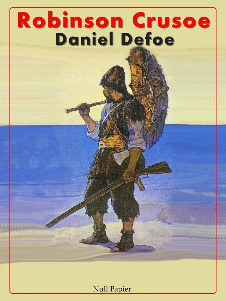 Robinson Crusoe als eBook