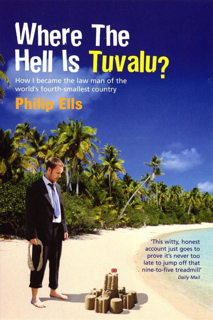 Where The Hell Is Tuvalu? als eBook epub