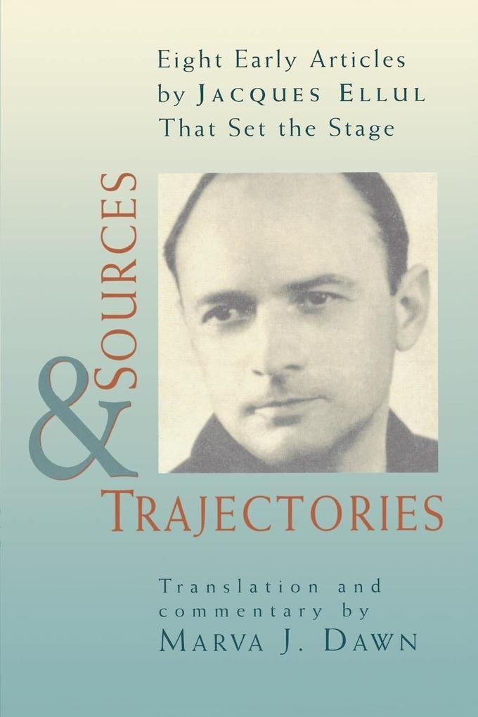 Sources and Trajectories als Taschenbuch