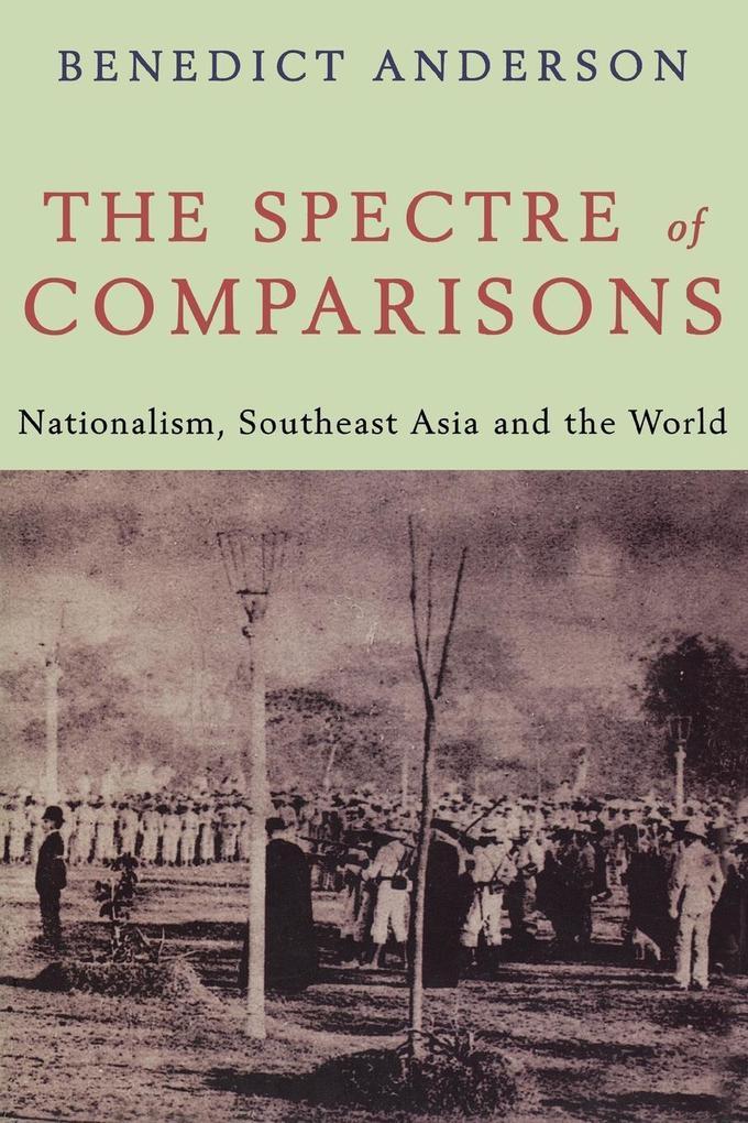 The Spectre of Comparison als Taschenbuch