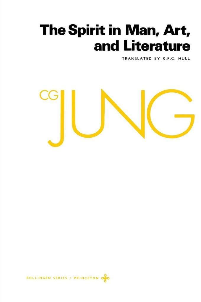 Collected Works of C.G. Jung, Volume 15 als Buch (kartoniert)