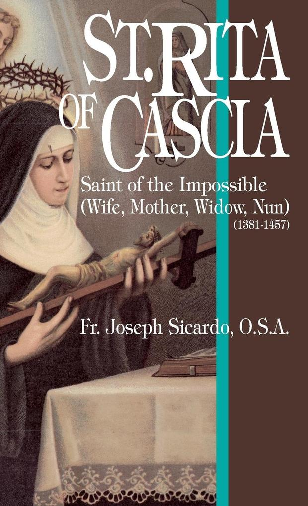 St. Rita of Cascia als Taschenbuch