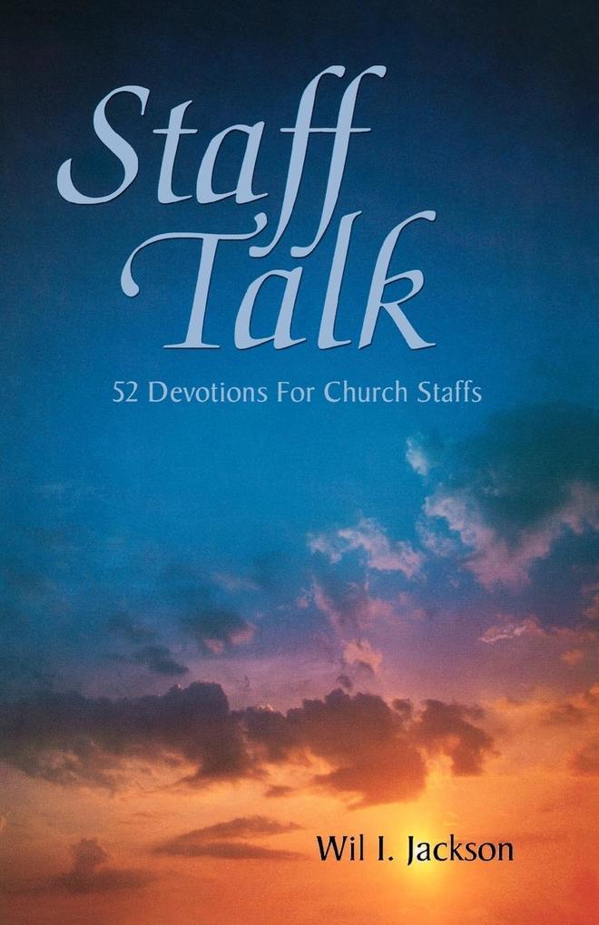 Staff Talk als Taschenbuch