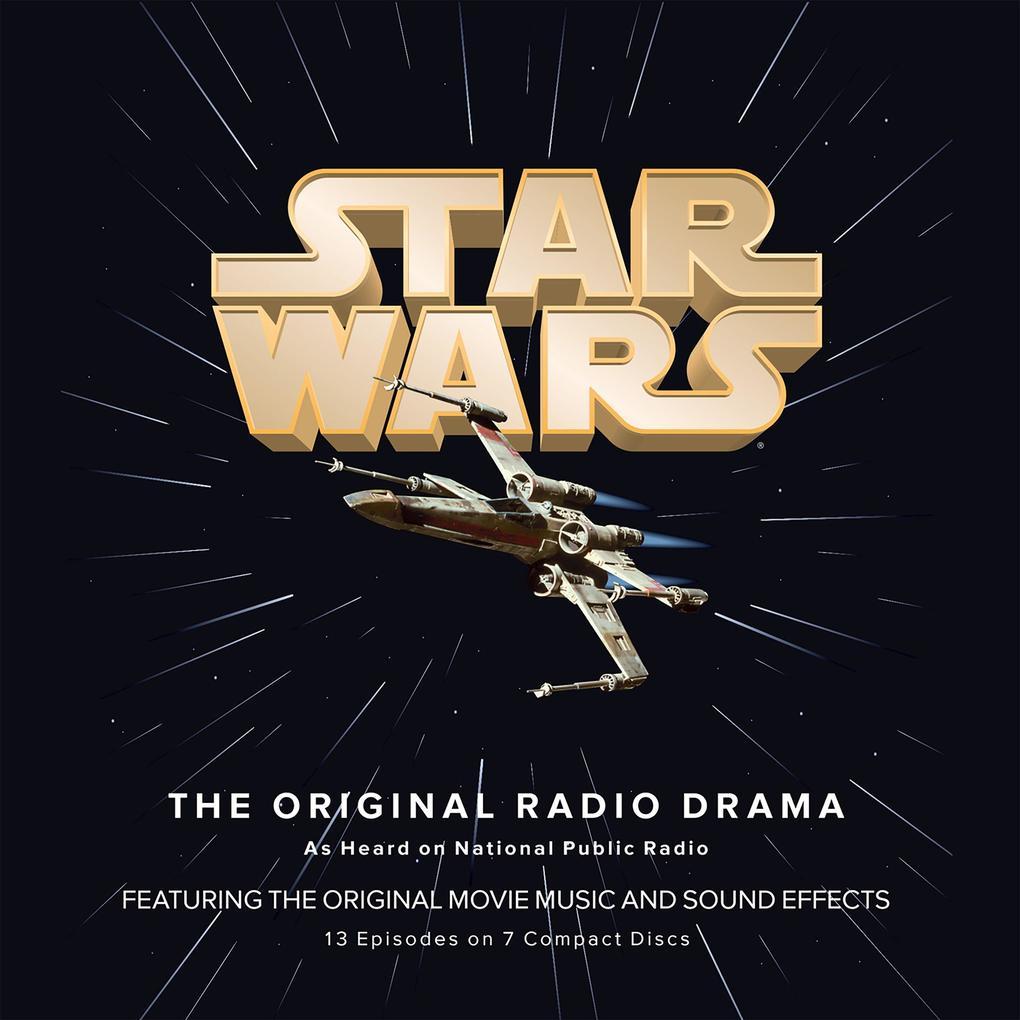 Starwars als Hörbuch CD