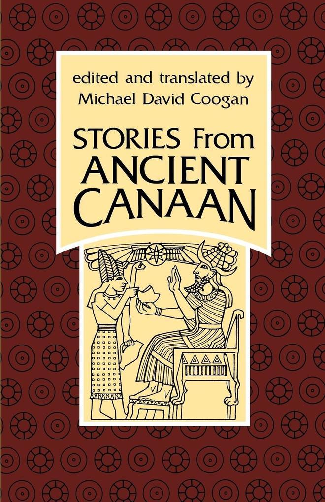 Stories from Ancient Canaan als Taschenbuch