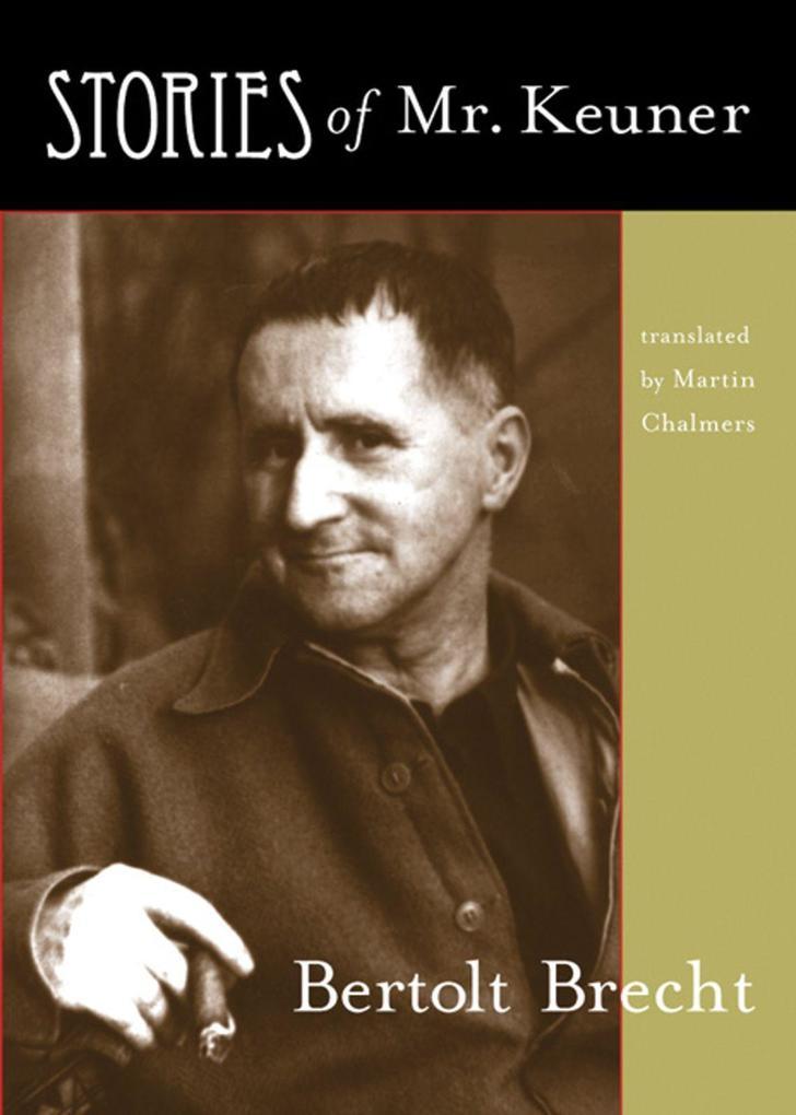 Stories of Mr. Keuner als Taschenbuch