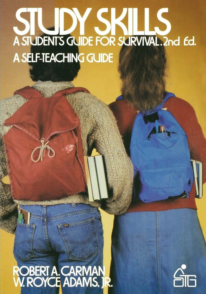 Study Skills als Taschenbuch