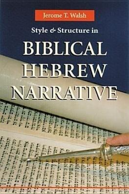 Style and Structure in Biblical Hebrew Narrative als Taschenbuch