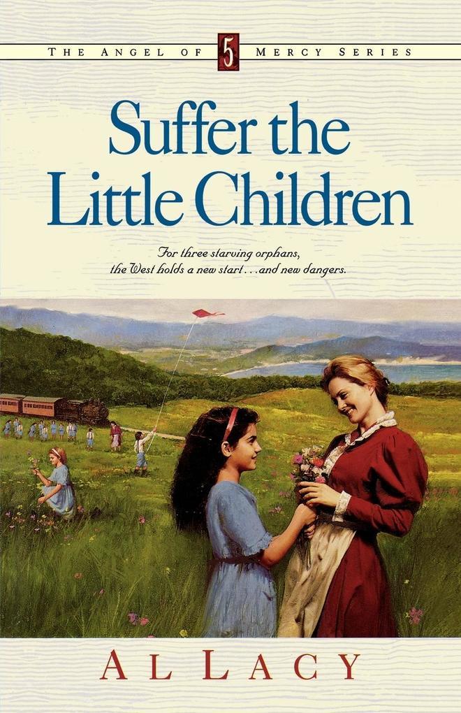 Suffer the Little Children als Taschenbuch
