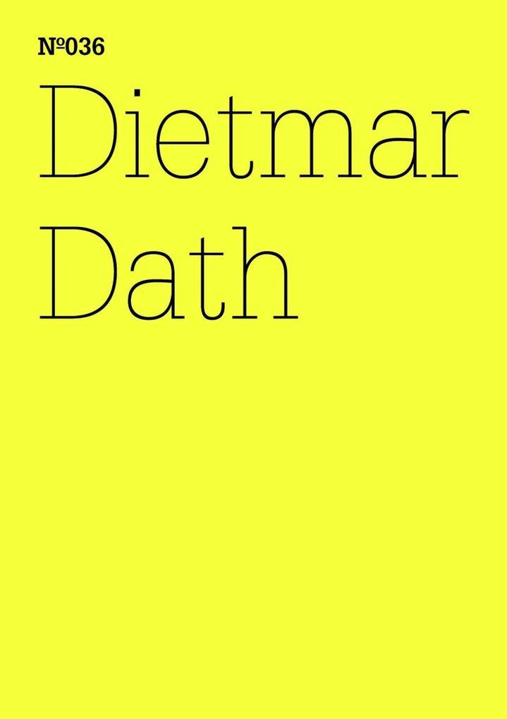 Dietmar Dath als eBook epub