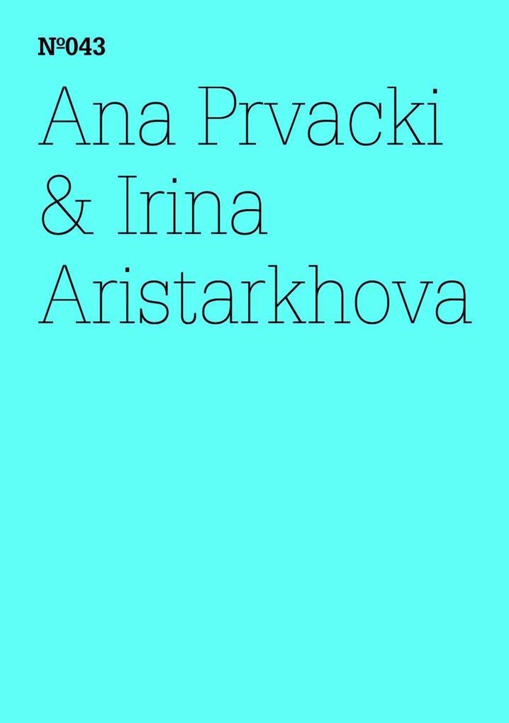 Ana Prvacki & Irina Aristarkhova als eBook epub