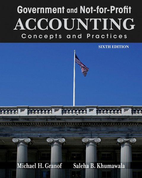 Government and Not-for-Profit Accounting als Buch (gebunden)