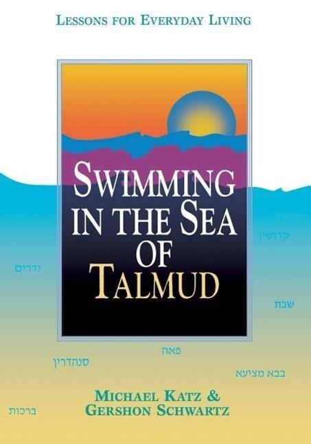 Swimming in the Sea of Talmud als Taschenbuch