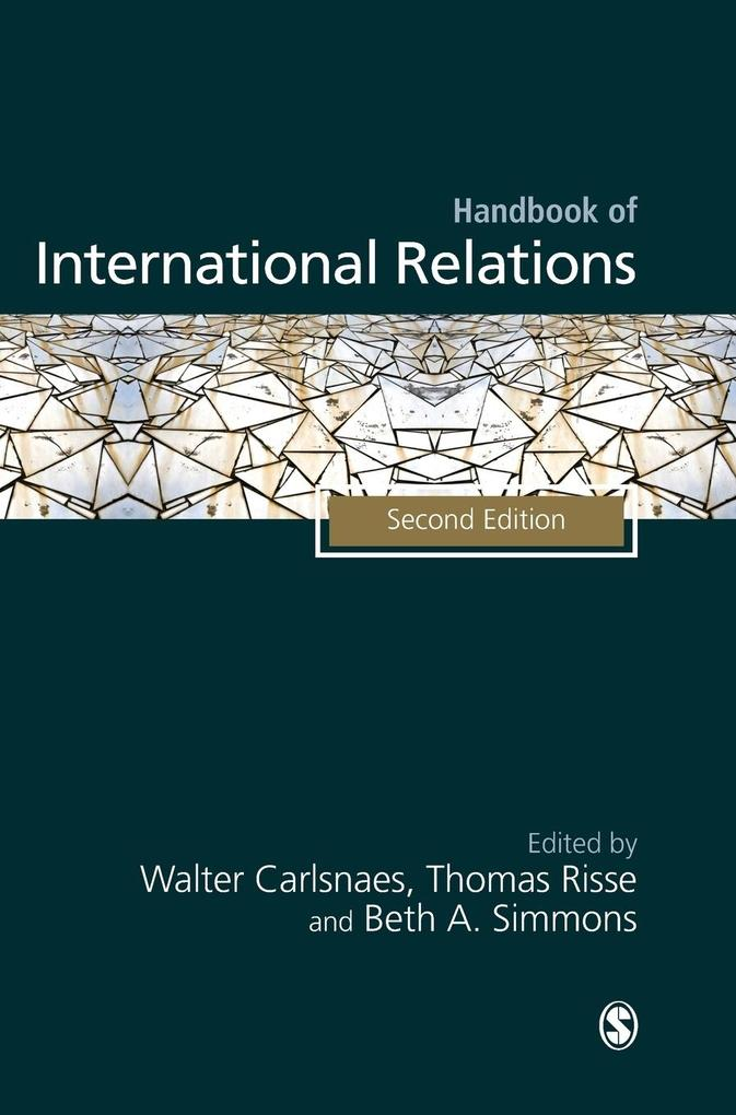 Handbook of International Relations als Buch (gebunden)