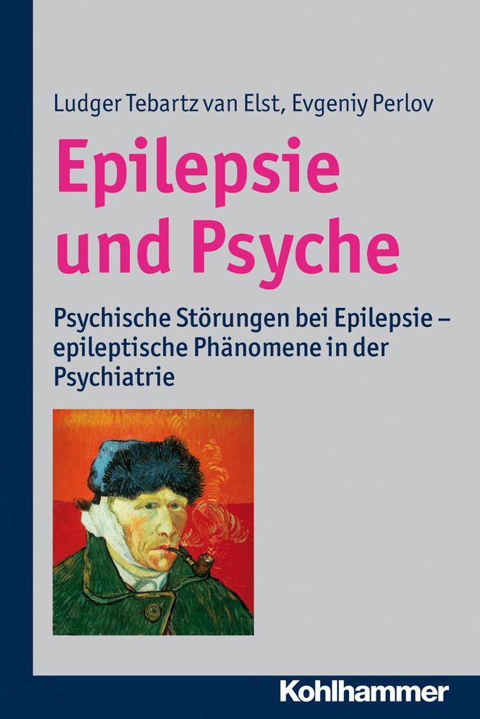 Epilepsie und Psyche als Buch (kartoniert)