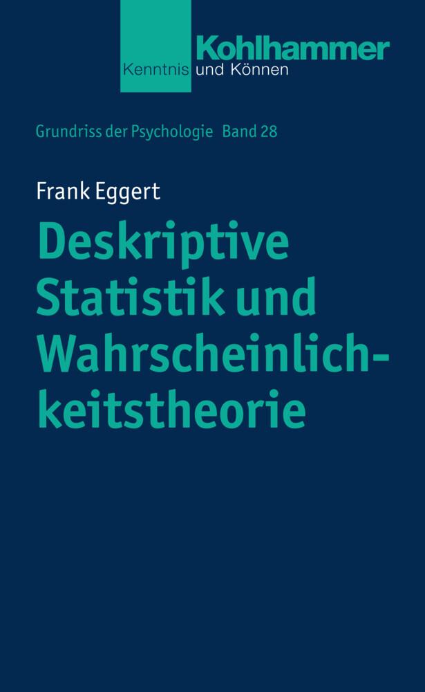 Deskriptive Statistik und Wahrscheinlichkeitstheorie als Buch (kartoniert)