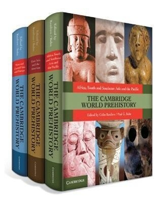 The Cambridge World Prehistory 3 Volume Hb Set als Buch (gebunden)