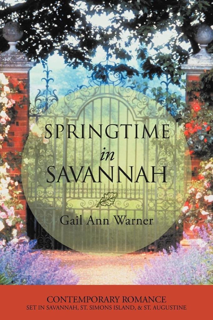 Springtime in Savannah als Taschenbuch
