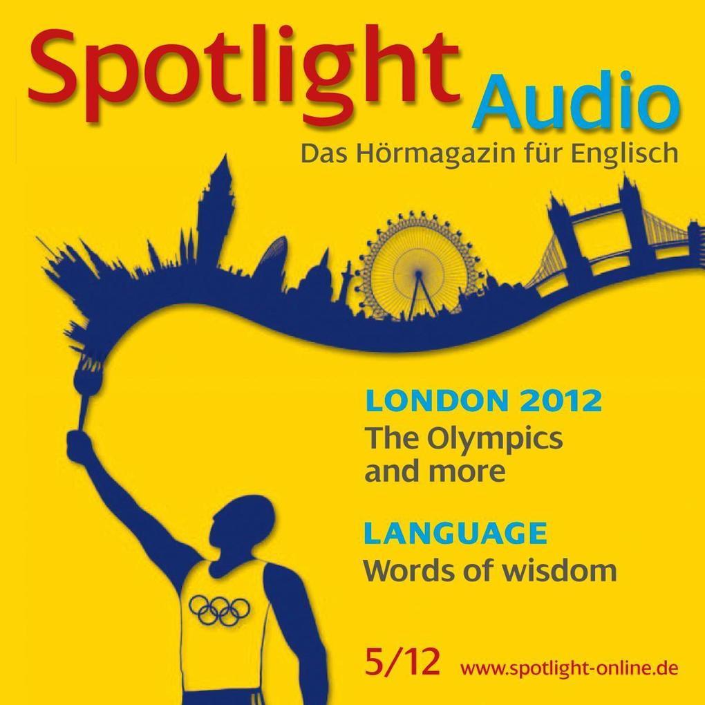 Englisch lernen Audio - Olympiastadt London als Hörbuch Download