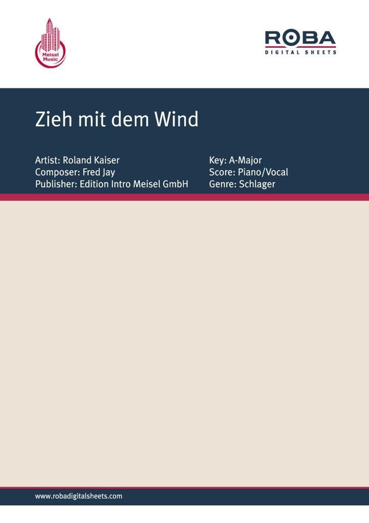 Zieh mit dem Wind als eBook pdf