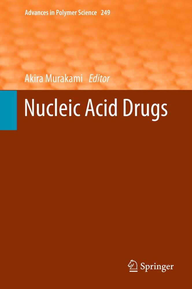 Nucleic Acid Drugs als Buch (gebunden)