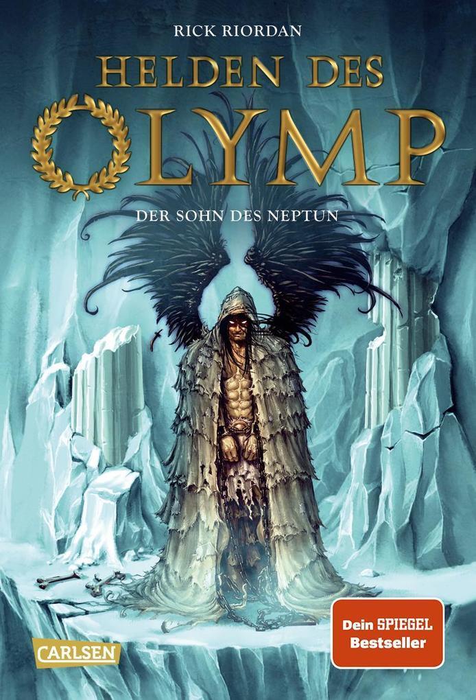 Helden des Olymp 02. Der Sohn des Neptun als Buch (gebunden)
