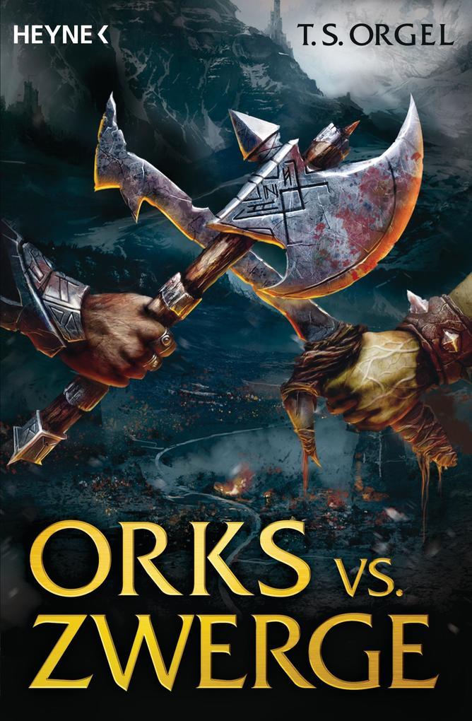 Orks vs. Zwerge 01 als Taschenbuch