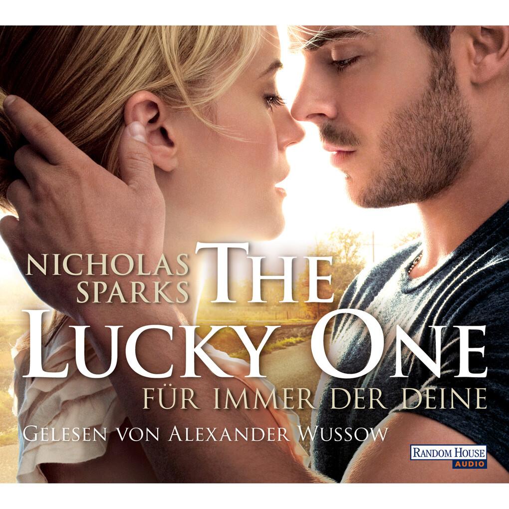 The Lucky One - Für immer der Deine als Hörbuch Download
