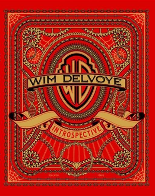 Wim Delvoye Introspective als Buch (gebunden)