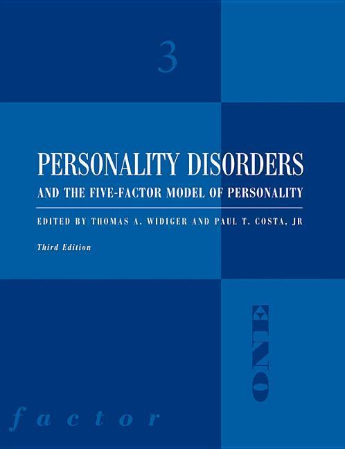 Personality Disorders and the Five-Factor Model of Personality als Buch (gebunden)