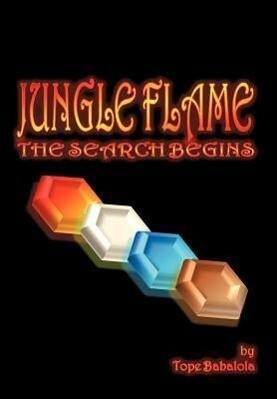 Jungle Flame als Buch (gebunden)